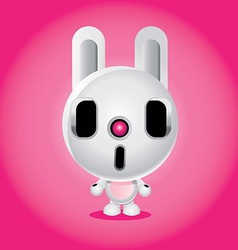 Rabbit Character vector image