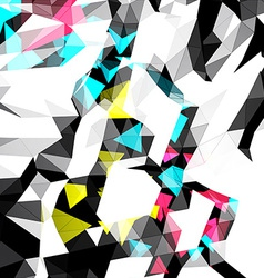 Abstaract Colorful Background vector image