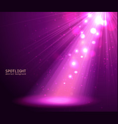 Concept light background vector