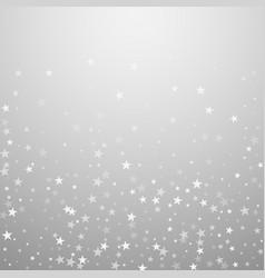 Random falling stars christmas background subtle vector