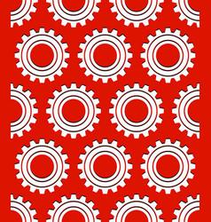 various gear wheel rack wheel graphics mechanics vector image