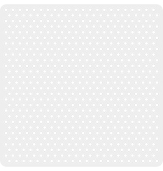 Perforation on a light background vector image vector image