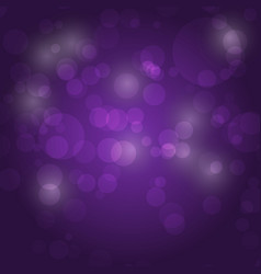 bokeh background sparkling effect warm vector image