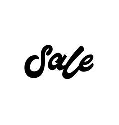 sale tag can be used for design during vector image vector image