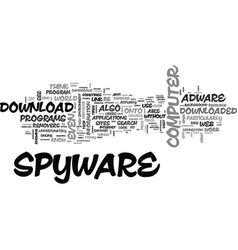 Adware and spyware removers a beginner s primer vector