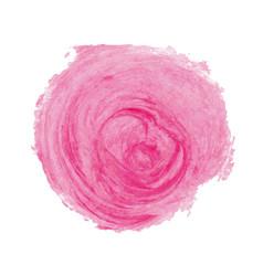 Big pink spot vector
