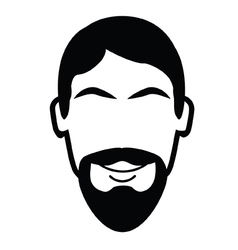 Van Dyke Beard vector