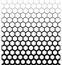 Abstract geometric design halftone seamless vector