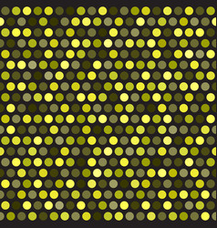 polka dot pattern seamless geometric background vector image