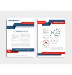 Brochure design layout vector