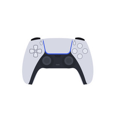 Flat design controller vector