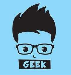 Geek vector