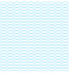 abstract wavy seamless pattern background vector image