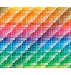 CMYK colors palette vector
