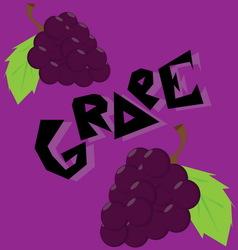 Grape Wallpaper vector