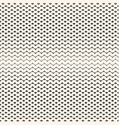 Halftone mesh seamless pattern of smooth grid vector