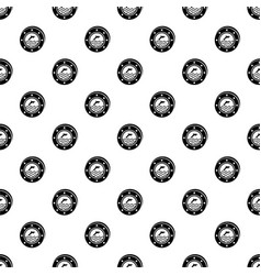 Porthole pattern seamless vector