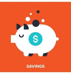 Savings vector
