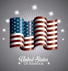 United states design vector image