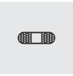 Bandage icon vector image vector image