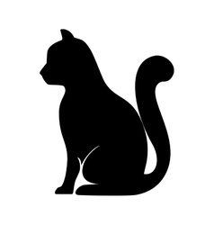 Cat feline pet vector