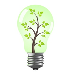 power tree vector image
