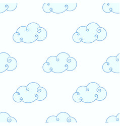 baby shower toys seamless pattern background vector image