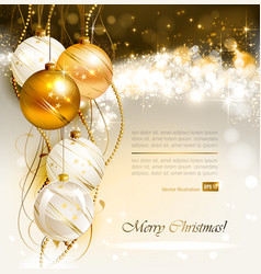 Christmas greeting-card vector