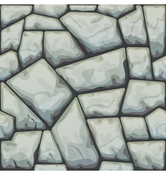 grey stone seamless pattern vector image