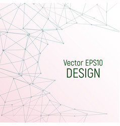 technological pattern vector image