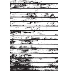 Wooden Overlay Planks vector image vector image