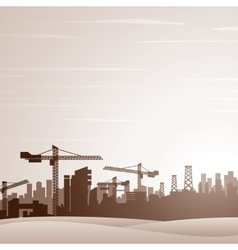 Industrial Theme Background vector