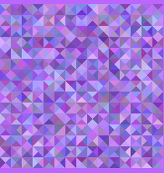 Triangle pyramid background - mosaic design from vector