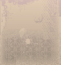 faded background vector image