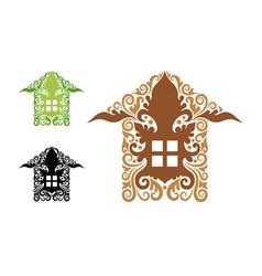 House decorations vector