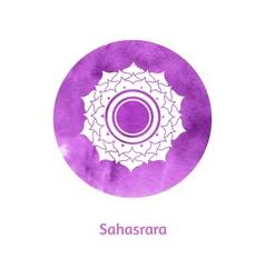 Sahasrara chakra vector