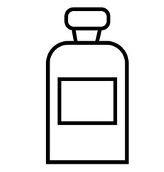 Fragrance icon vector