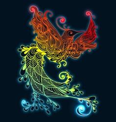 Kolibri 1601 29 vector image