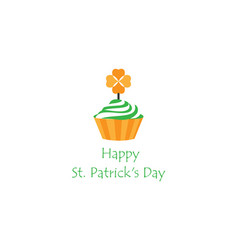 simple of patricks day symbol vector image