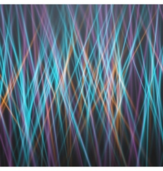 Futuristic Laser Light Painting Background vector image