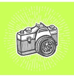 photo and selfie 02-04 vector image
