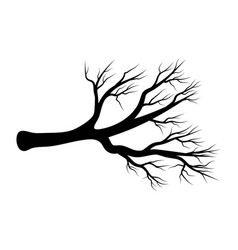Bare branch symbol icon design beautiful isolated vector