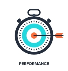 performance vector image