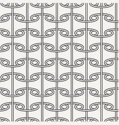 Seamless pattern like paper scrolls vector