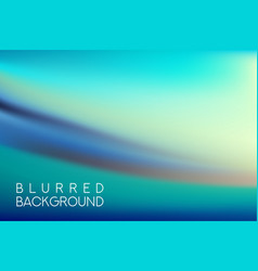 horizontal wide blue pink sky blurred background vector image