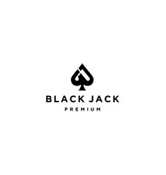 Typographic logo letter b j monogram vector