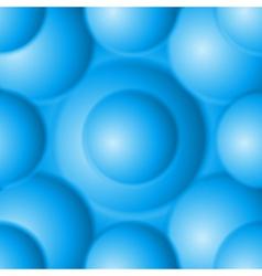 Elegant blue background vector image