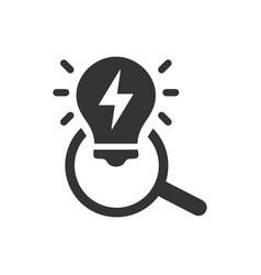 Smart scan icon icon vector