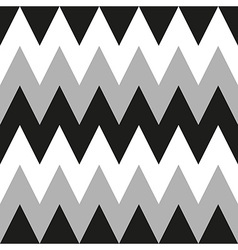 Chevron Zigzag seamless pattern vector image
