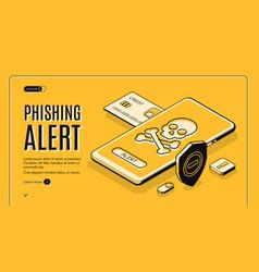 Internet security application web banner vector